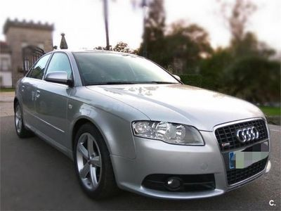 usado Audi A4 2.0 Tdi 140cv 4p. -08