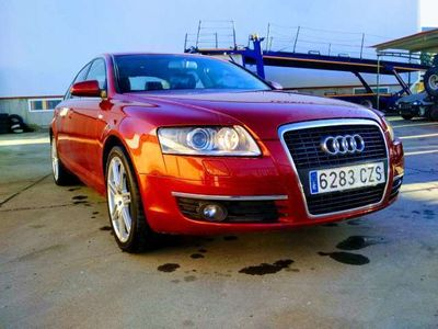 brugt Audi A6 3.2 FSI quattro Tiptronic
