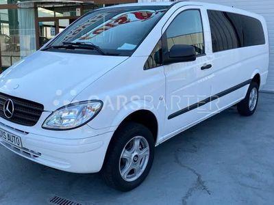usado Mercedes Viano 2.2CDI Ambiente Extralargo 4M Aut.