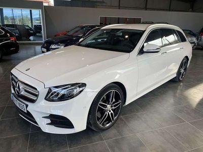 usado Mercedes E220 Estate 9G-Tronic