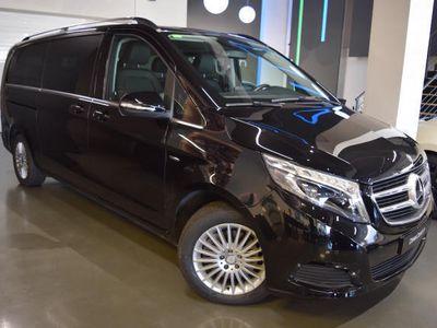 usado Mercedes V250 dA 8 plazas - GARMIN - CÁMARA - ALARMA