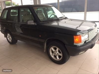 used Land Rover Range Rover 4.6 HSE AUTO