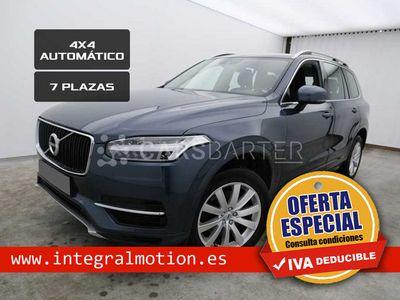 usado Volvo XC90 2.0 D5 235CV 4WD Momentum 7 Plz Geartronic 5p