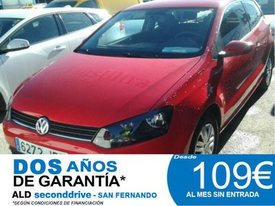 gebraucht VW Polo EDITION 1.0 60CV BMT *109€/MES*