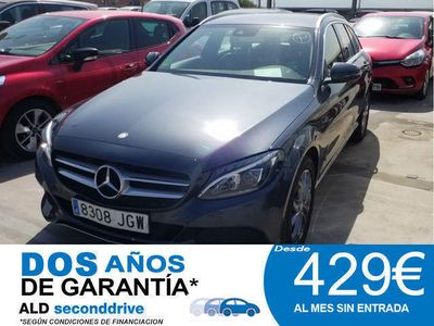 gebraucht Mercedes C220 Estate d Sportive Avantgarde 125 kW (17