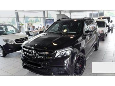usado Mercedes GLS63 AMG 4Matic - 7 PLAZAS - COMAND - TECHO PANORAMICO