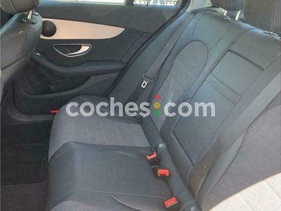 usado Mercedes C200 Clase C9g-tronic 160 cv en Rioja, La
