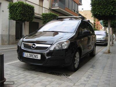 used Opel Zafira 1.6 16v Essentia