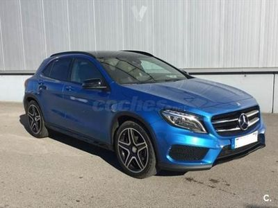 usado Mercedes GLA200 d AMG Line 7G-DCT