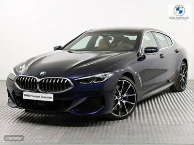usado BMW 840 Serie 8 i Gran Coupe