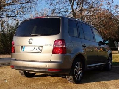 usado VW Touran 2.0 Tdi 140 Traveller 5p. -07