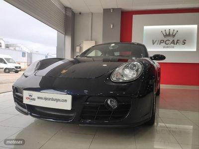 usado Porsche Cayman 2.7