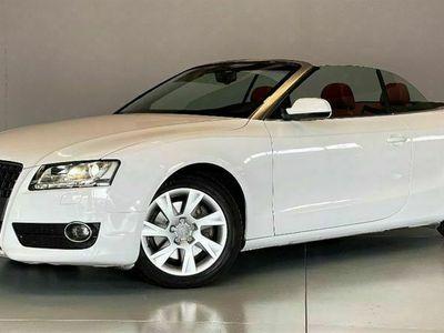 usado Audi A5 Cabriolet 2.7 TDI 190cv DPF multitronic