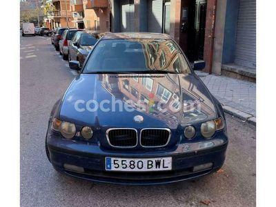 usado BMW 318 Compact Serie 3 Ti 143 cv en Madrid