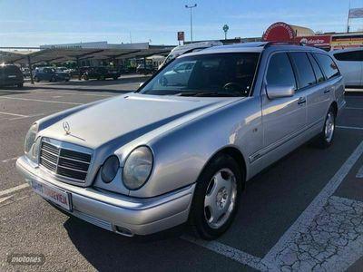 usado Mercedes E420 Clase EAVANTGARDE