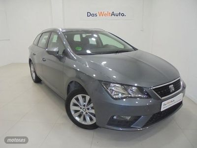 brugt Seat Leon ST 1.4 TSI S&S Style 125
