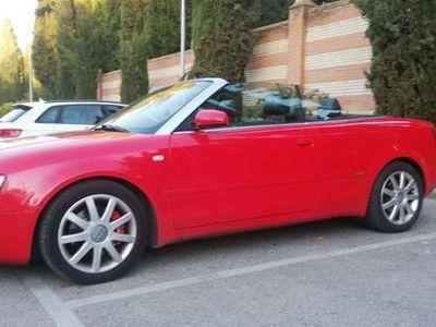 usado Audi Cabriolet 1.8T Multitronic