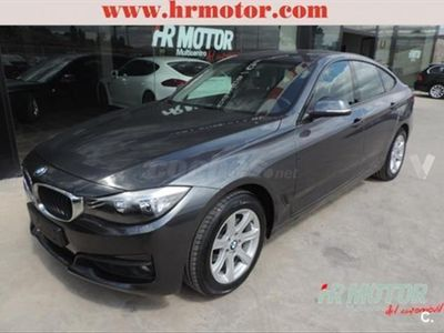 usado BMW 318 Gran Turismo Serie 3 da 5p. -14