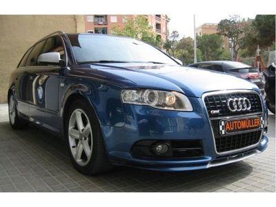 usado Audi A4 Avant 2.0TDI QUATTRO S-Line