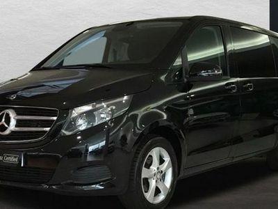 usado Mercedes V220 Clase VCDI/d Largo d