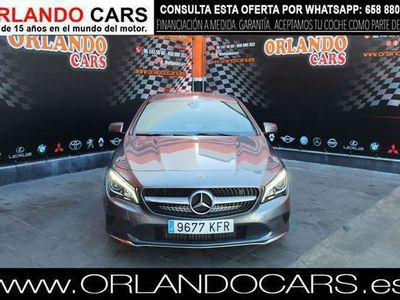 usado Mercedes CLA200 Clase7G-DCT