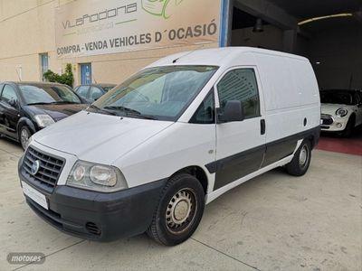 usado Fiat Scudo 2.0 JTD SX 900 kg. 109CV