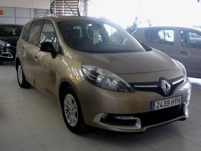 gebraucht Renault Grand Scénic 1.5 DCI 110 ENERGY LIMITED ECO2 7STR 5P 7 Plazas