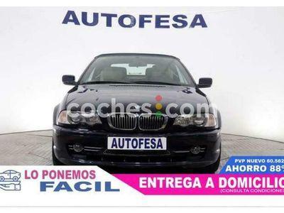 usado BMW 330 Cabriolet Serie 3 Ci 231 cv en Madrid