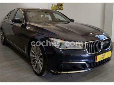 usado BMW 750 Serie 7 ia Xdrive 450 cv en Malaga