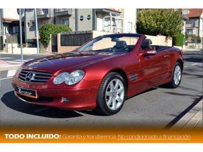 usado Mercedes SL500 Clasev8 306cv