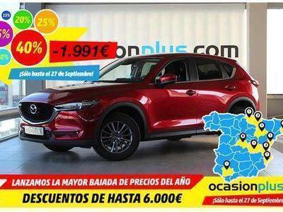 usado Mazda CX-5 2.0 Evolution Navi 2WD 121kW