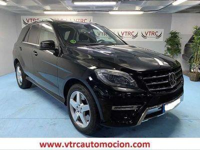usado Mercedes ML350 Clase M4M 7G Plus