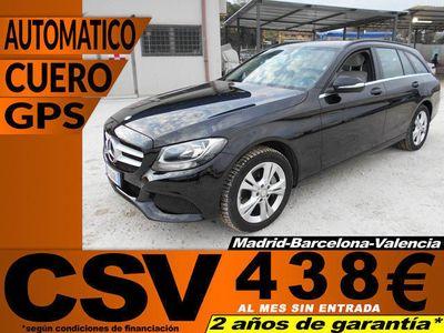 usado Mercedes 250 C Estate BlueTEC Avantgarde 150kW (204CV)