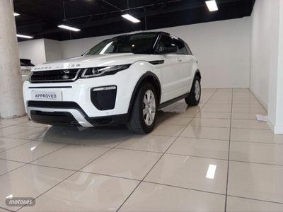 usado Land Rover Range Rover evoque 2.0L TD4 132kW 4x4 SE Dynamic Auto