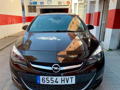used Opel Astra 1.4 Turbo Excellence