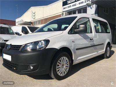 begagnad VW Caddy Maxi Kombi PRO 1.6 TDI BMT 102CV