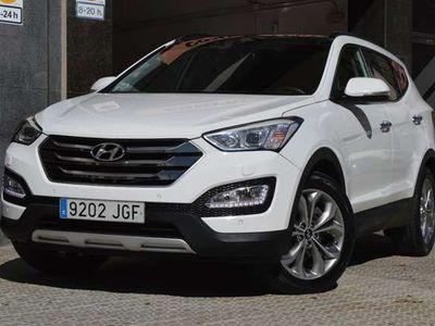 usado Hyundai Santa Fe 2.2CRDi 4x4 Tecno Aut. 7s