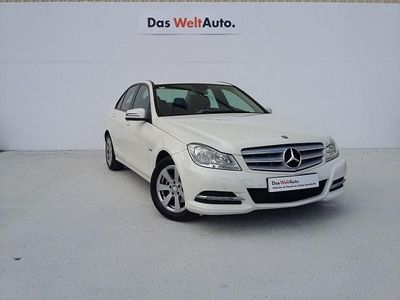 usado Mercedes 200 Clase C W204 Diesel CDI BE
