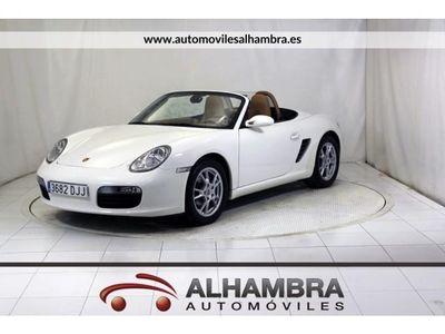 usado Porsche Boxster cabrio 2.7 2P