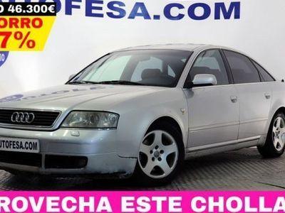 usado Audi A6 2.5 TDI 180CV 4P AUTO # LIBRO REVISIONES