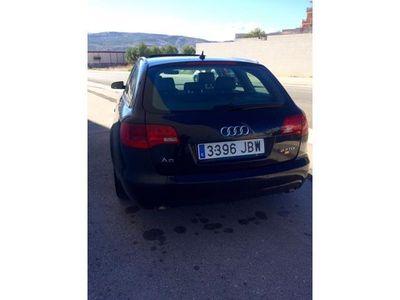 usado Audi A6 Avant 2.7TDI DPF