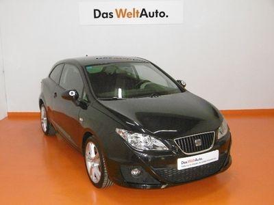 käytetty Seat Ibiza 1.6tdi Cr Sport Dpf 105