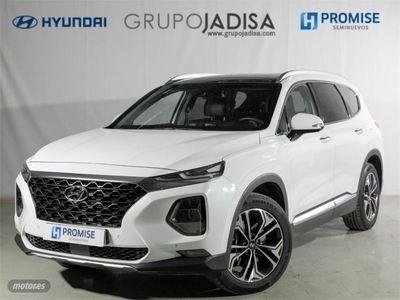 gebraucht Hyundai Grand Santa Fe Santa Fe2.2CRDi Style 4x4 Aut. 200