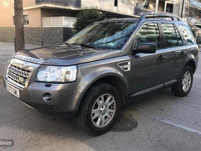 usado Land Rover Freelander 2.2Td4 SE CommandShift