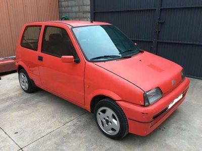 usado Fiat Cinquecento Sporting