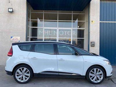 usado Renault Grand Scénic LIMITED 140cv