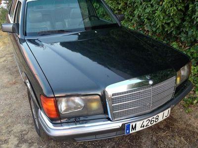 usado Mercedes 500 SEL w126