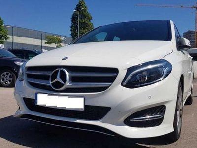 used Mercedes B180 CDI 7G-DCT **Solo 39396Km** 2 Años garantía