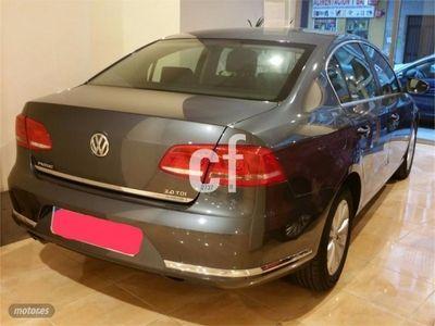 usado VW Passat 2.0TDI Advance BMT DSG AUTOM CLIMA LLANTAS