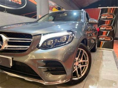 usado Mercedes GLC250 d4Matic Aut.